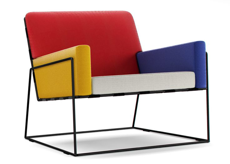 Piet Mondrian Art Mondrian Socks