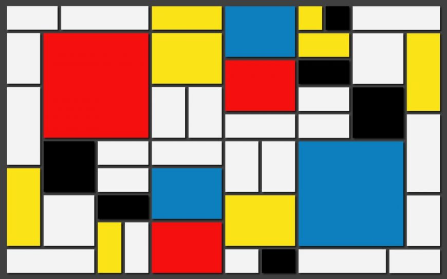 MONDRIAN SOCKS MANIA – 100 YEARS OF DE STIJL IN 2017
