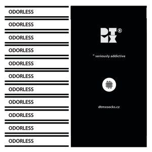 Mondrian Odorless Art Socks
