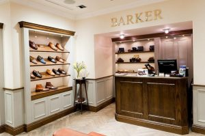 Barker Shoes Store Prague