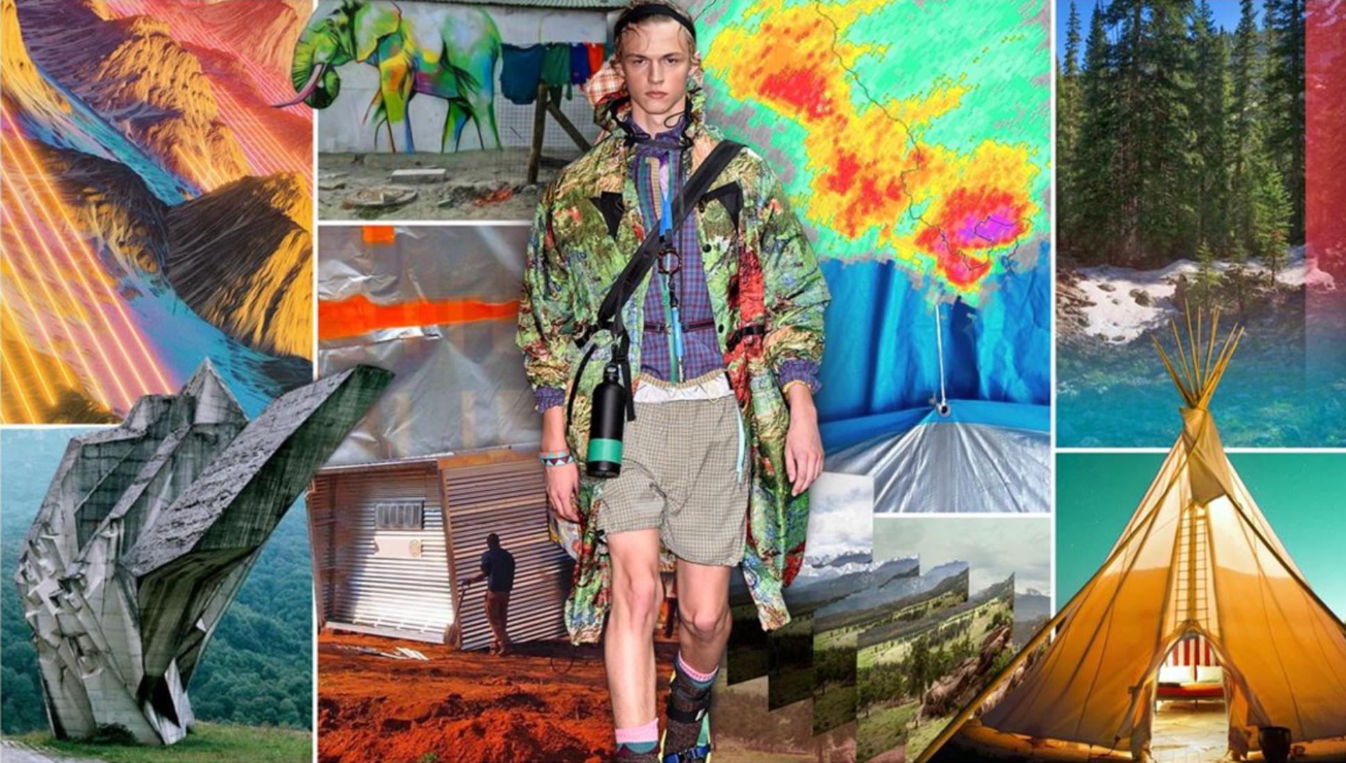 Summer 2018 Men's Fashion