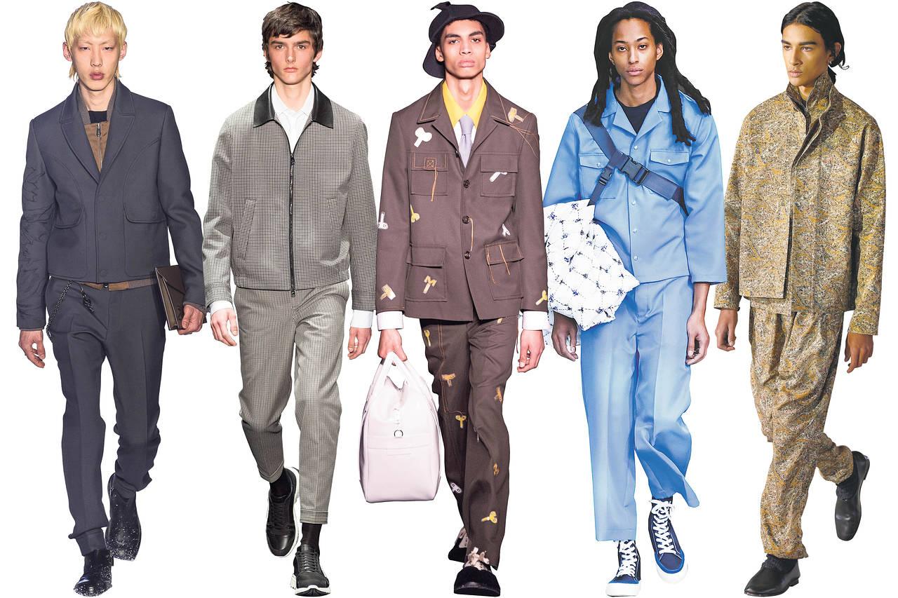 men fashion trends fall 2018-2019