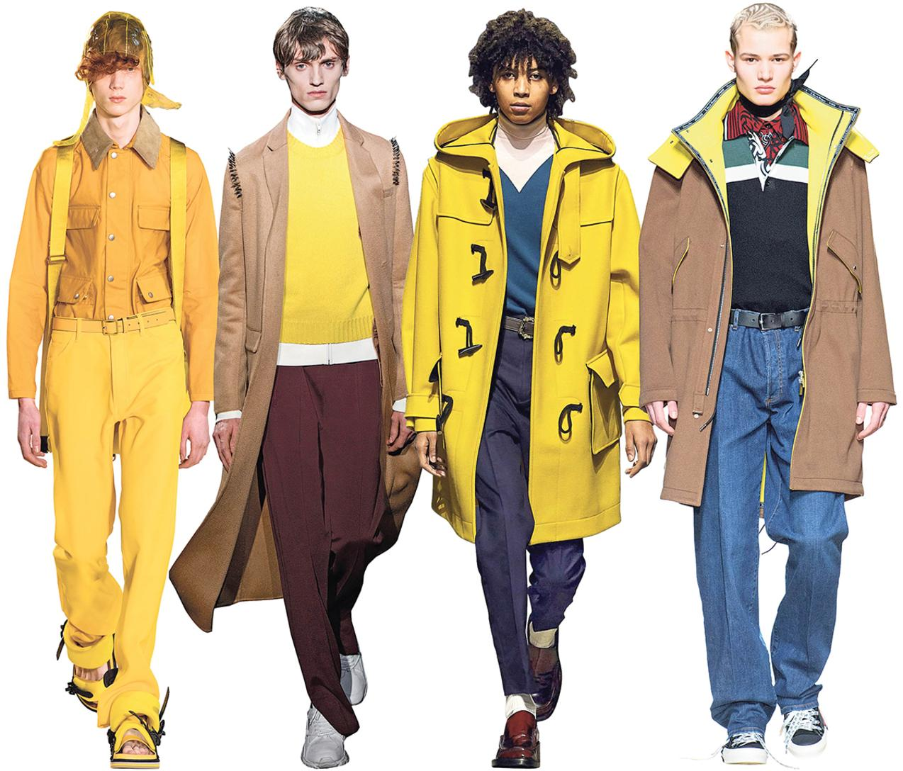 Men S Fashion Guide To Fall Winter 2018 2019 Trends Funky Dress