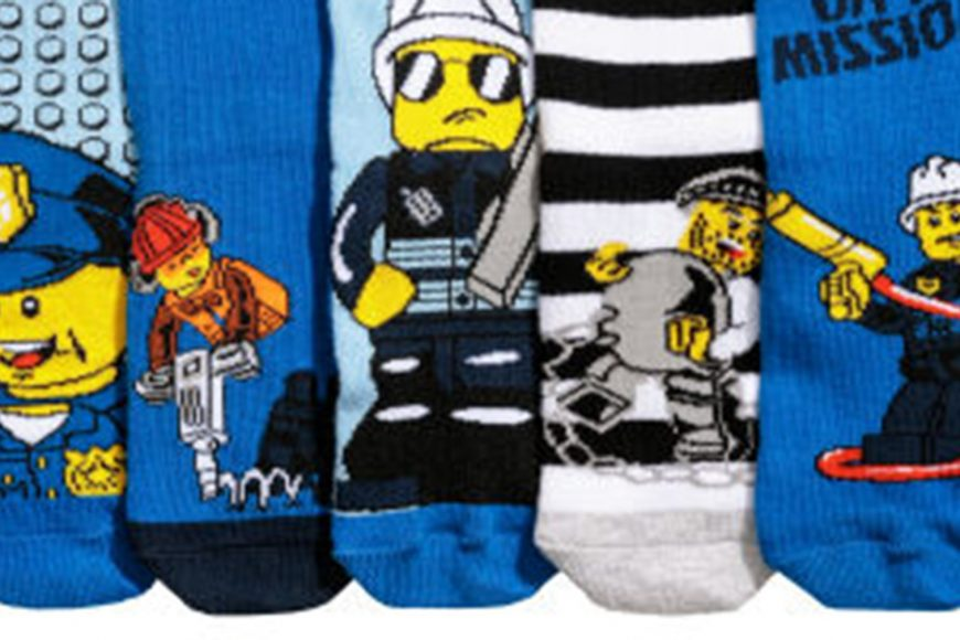 H&M removes children's socks with 'Allah pattern'
