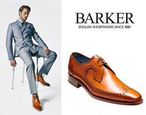 Barker Shoes Prague