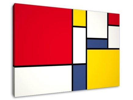 Piet Mondrian Art. Why People Are Obsessed With Piet Mondrian?