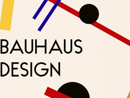 Bauhaus Movement. The Modern Art Story.