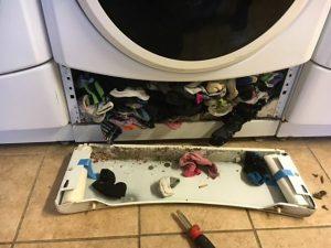 Lost socks laundry socks monster