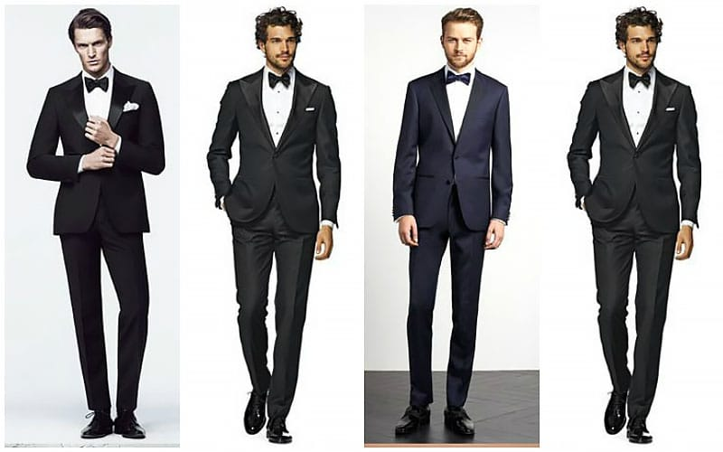 Men's Wedding Dress Code