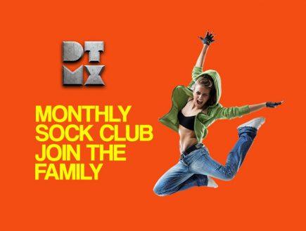 DTMX SOCK CLUB SUBSCRIPTION