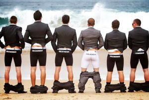 Men's Wedding Dress Code