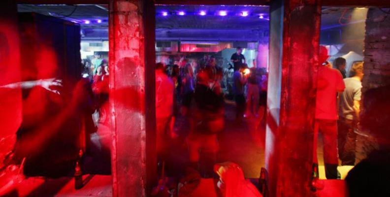 Epic Music Clubs Sock Collection - Club Tresor Berlin