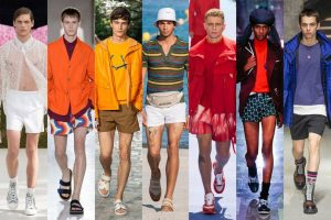 men fashion trends spring summer 2019