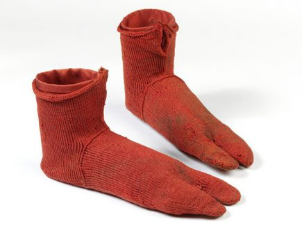 1700 Years Old Socks
