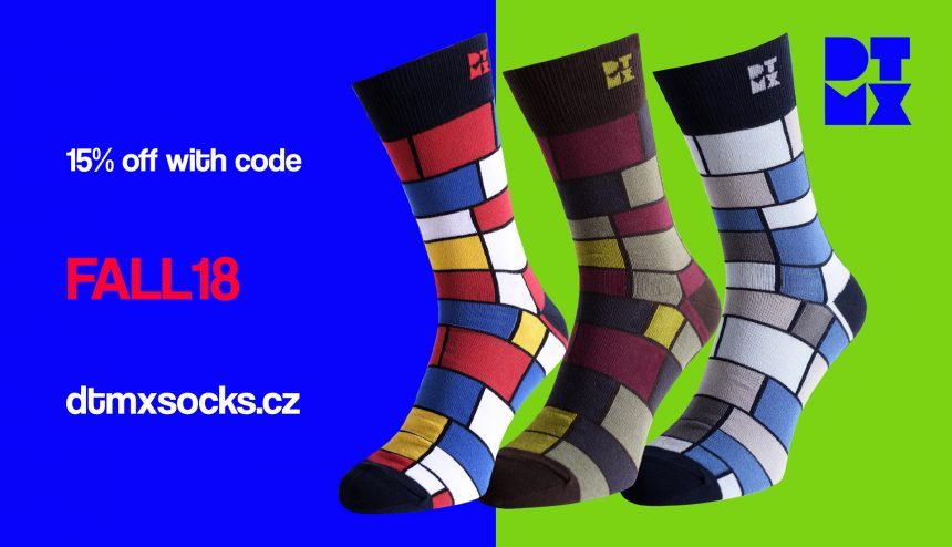 DTMX Funky Socks On Sale 15% Discount Coupon