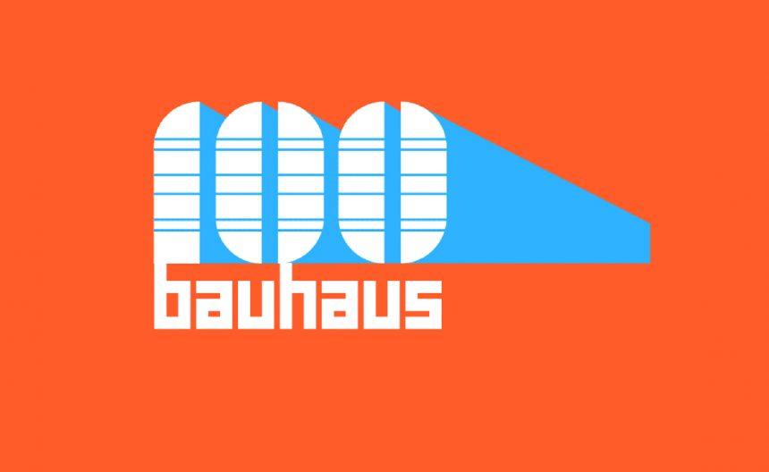 100 Jahre Bauhaus Gründungsjubiläum. Bauhaus Socken.
