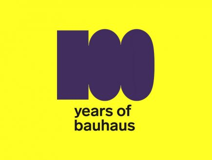 100 Years Anniversary Of Bauhaus Art Movement