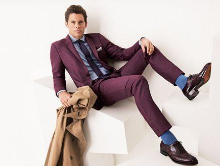 Celebrities Wearing Funky Socks